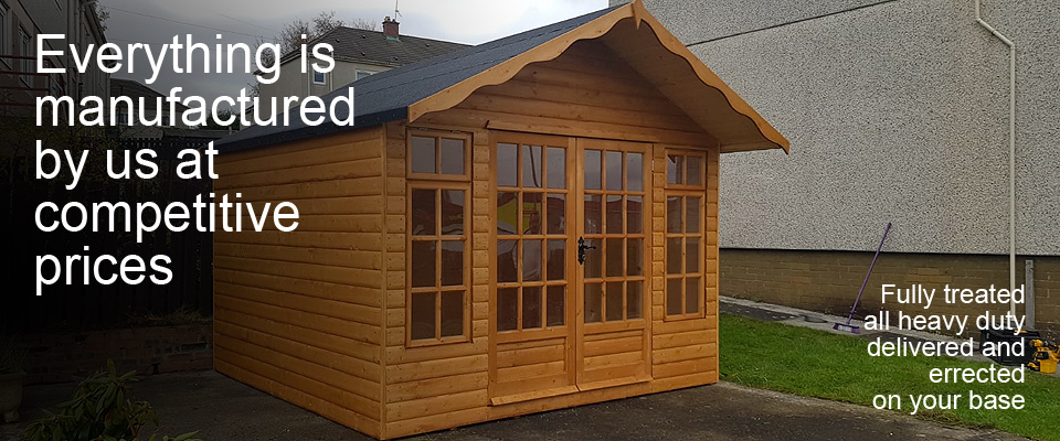 Garden Sheds Glasgow, Fencing Airdrie, Elite Fencing and