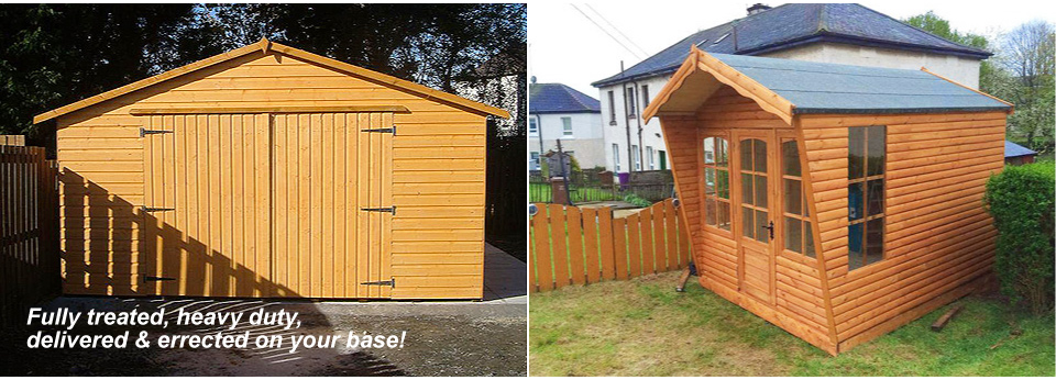 Garden Sheds Edinburgh sheds glasgow, fencing airdrie, wooden garages, elite fencing and