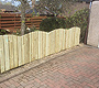Timber Fencing Stepps