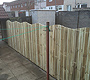Timber Fencing Newton Mearns